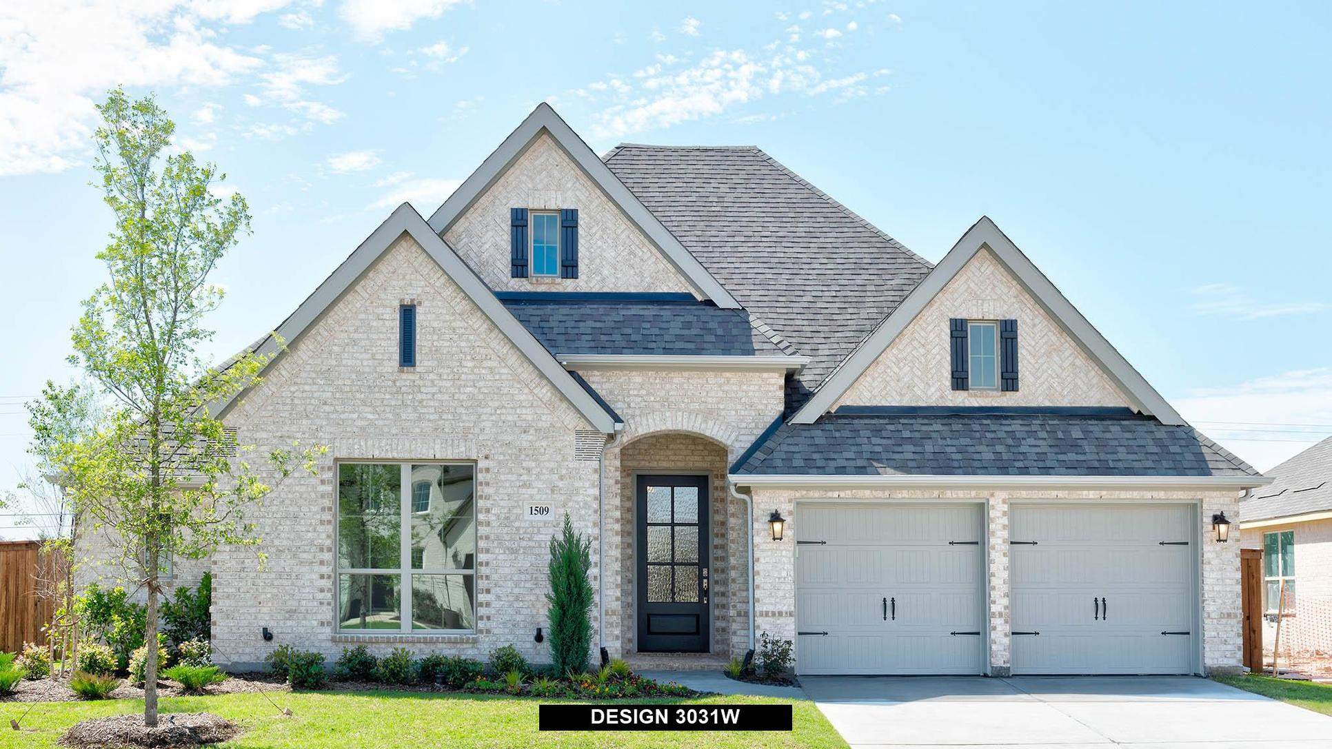 Plan 3031W:Representative photo.  Features and specifications may vary by community.