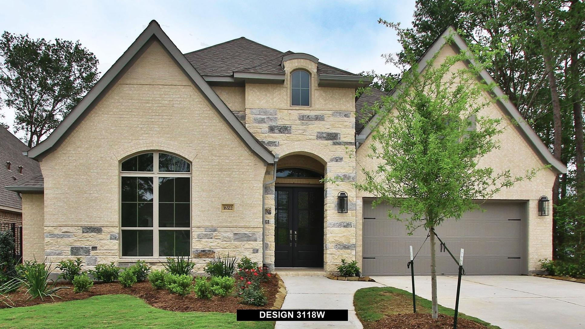 Plan 3118W:Representative photo.  Features and specifications may vary by community.