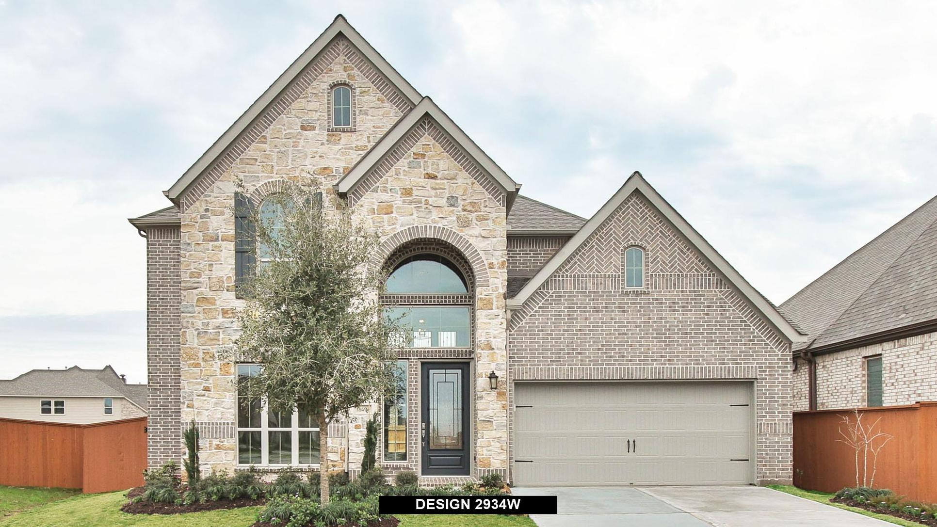 Plan 2934W:Representative photo.  Features and specifications may vary by community.