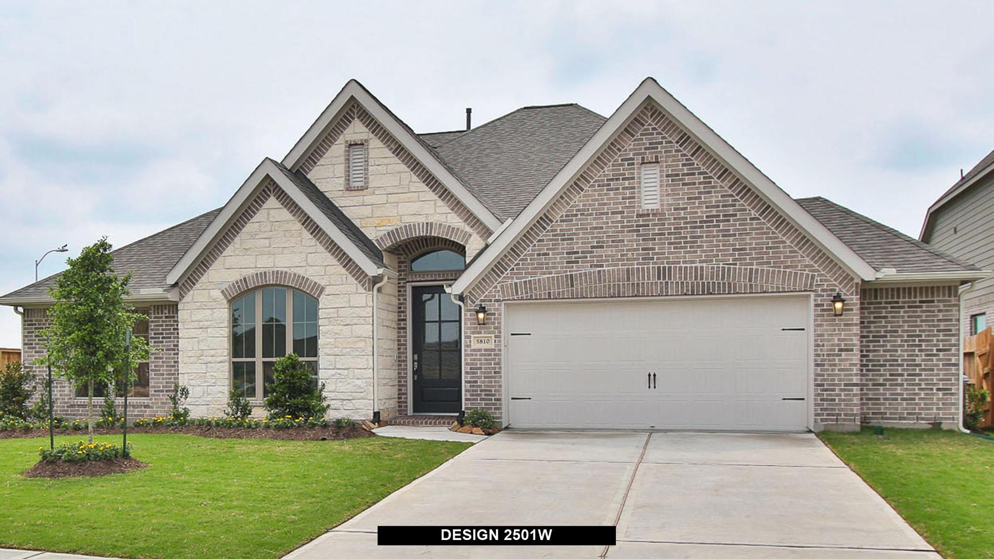 Plan 2501W:Representative photo.  Features and specifications may vary by community.