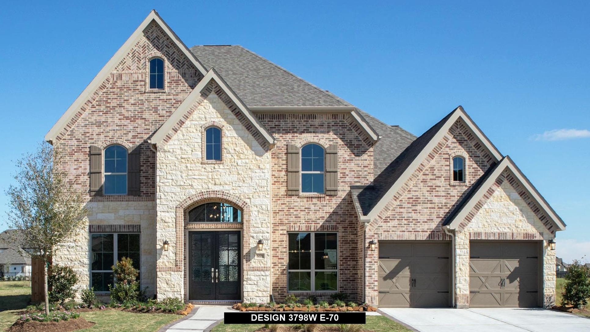 Plan 3798W:Representative photo.  Features and specifications may vary by community.