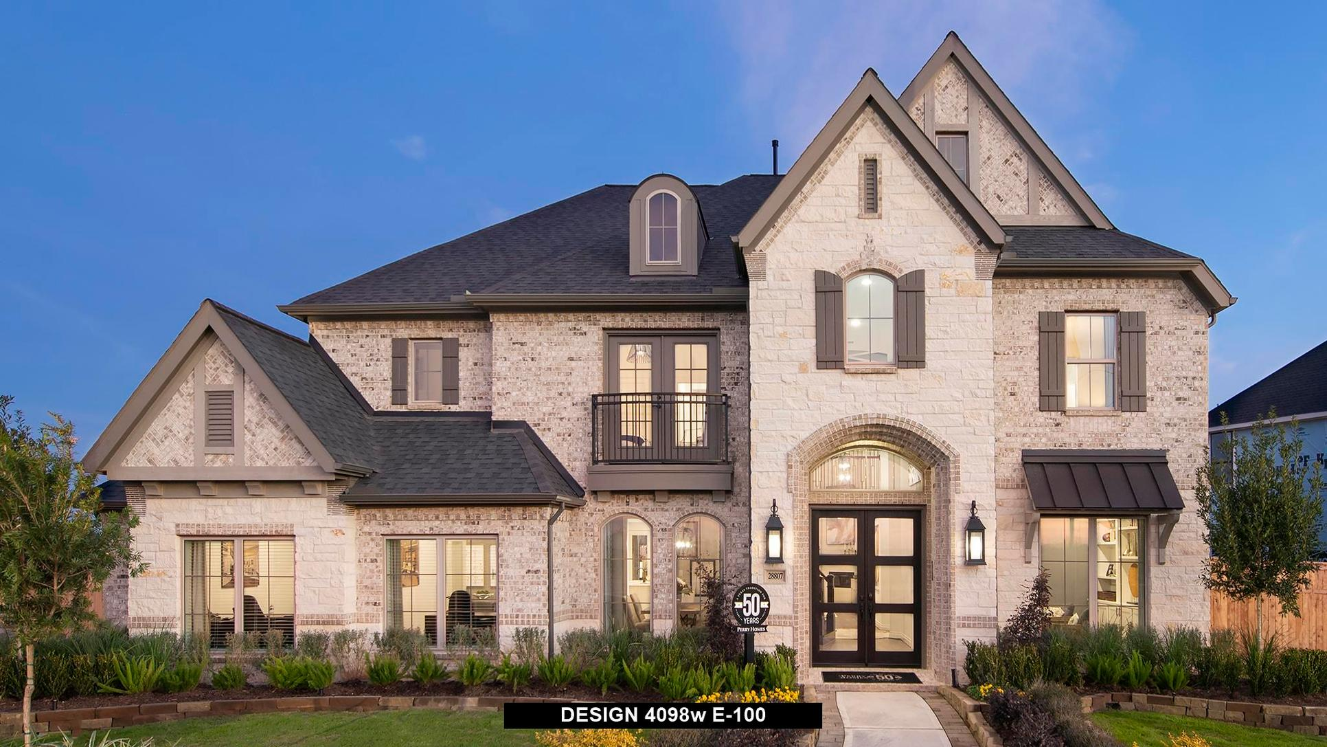 Plan 4098W:Representative photo.  Features and specifications may vary by community.