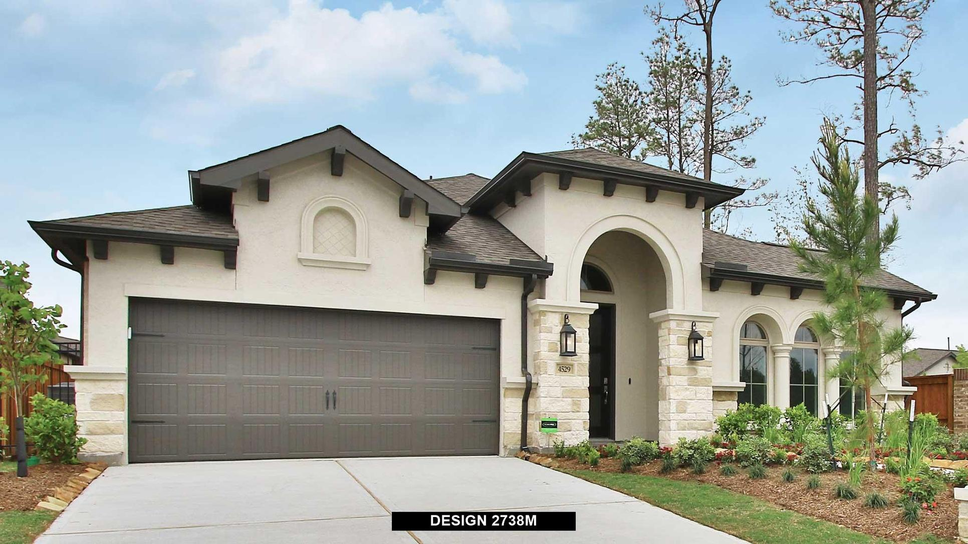 Plan 2738M:Representative photo.  Features and specifications may vary by community.