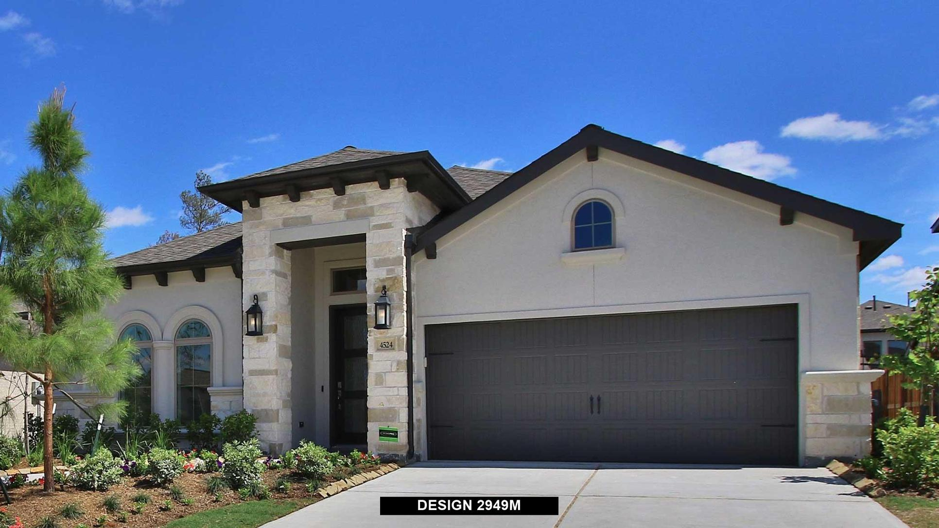 Plan 2949M:Representative photo.  Features and specifications may vary by community.