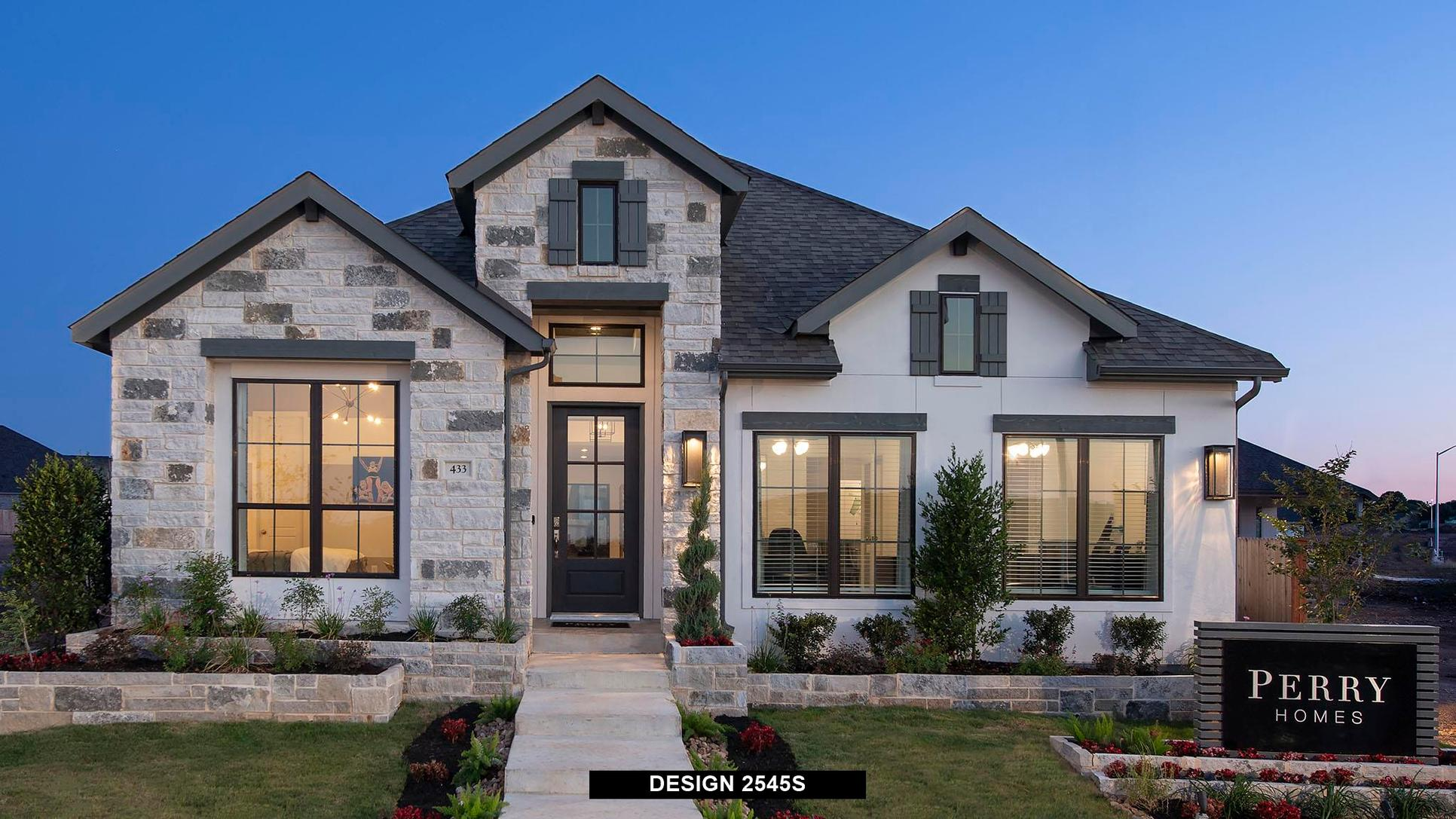 Plan 2545S:Representative photo.  Features and specifications may vary by community.