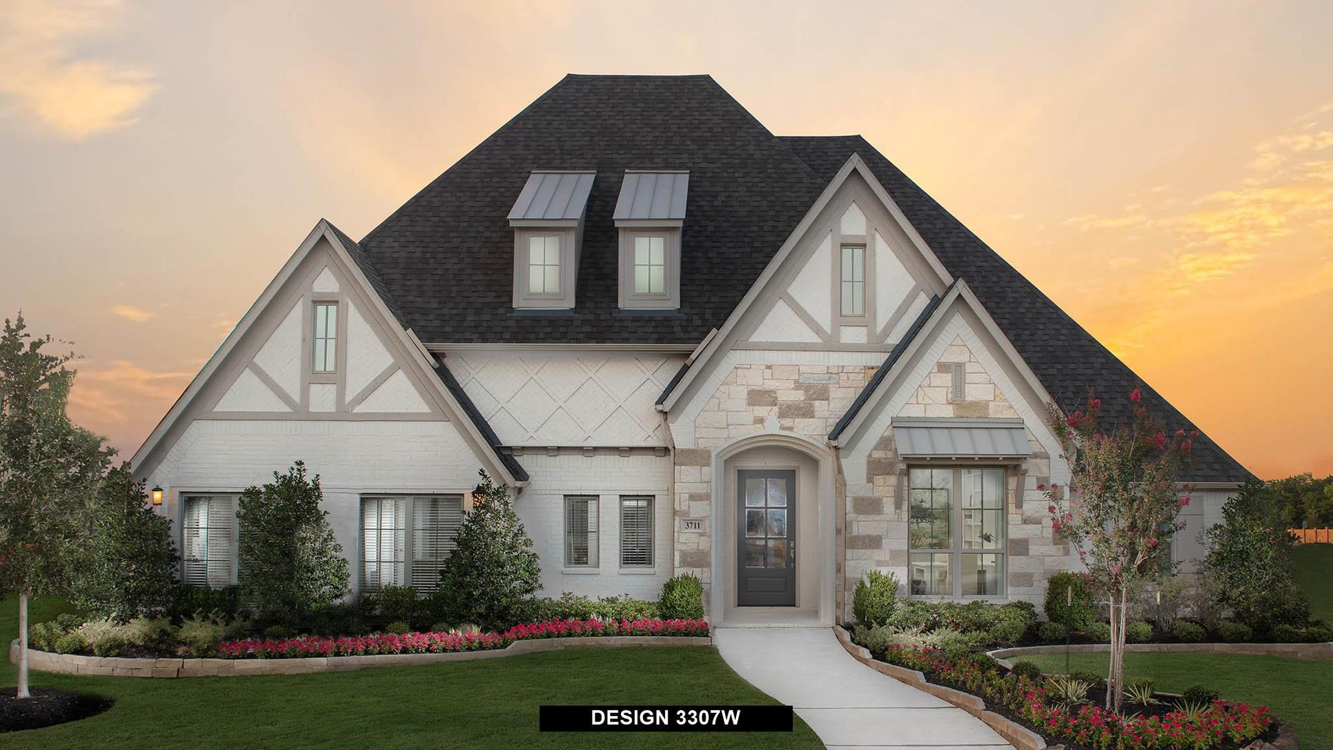 Plan 3307W:Representative photo.  Features and specifications may vary by community.