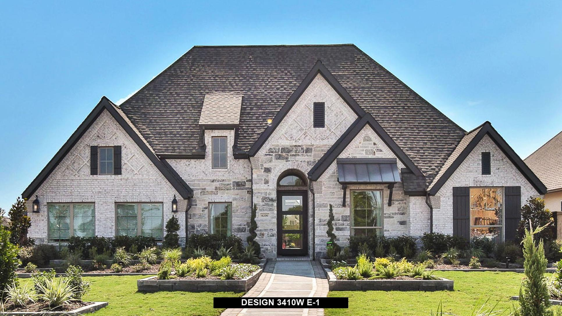 Plan 3410W:Representative photo.  Features and specifications may vary by community.