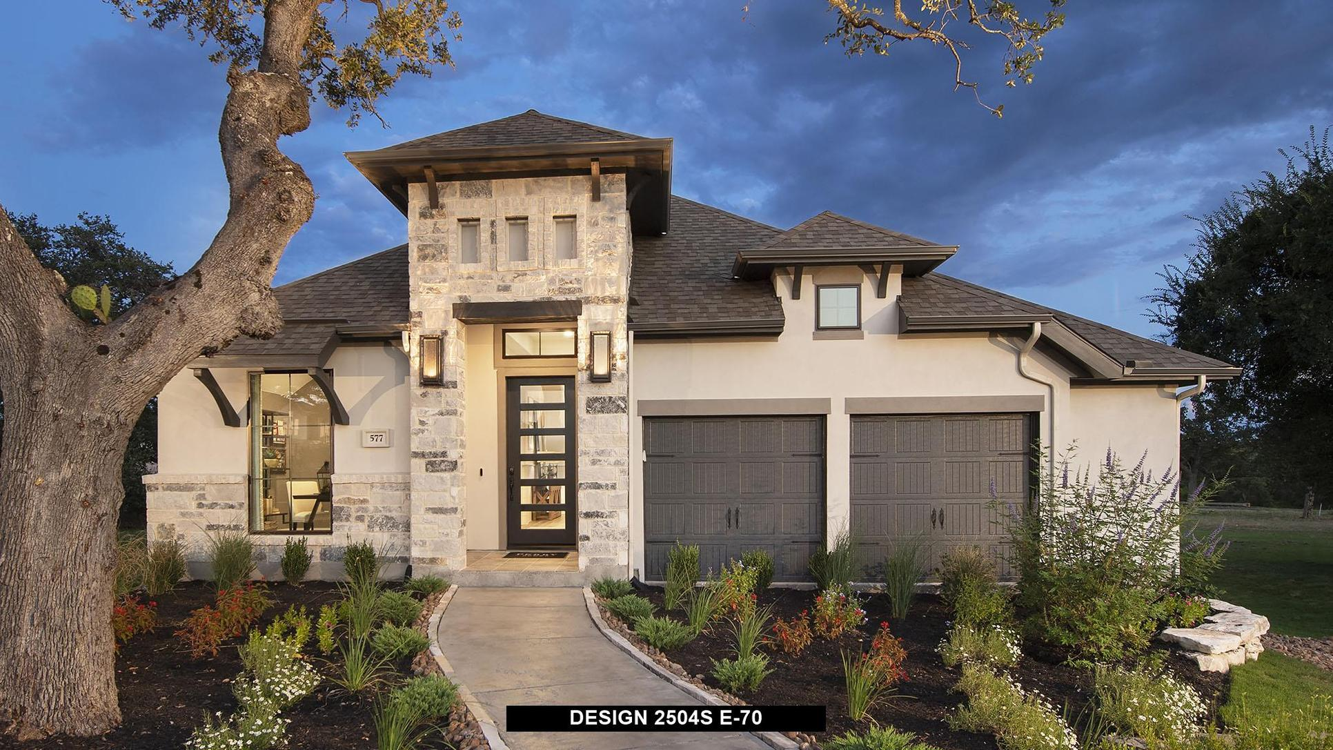 Plan 2504S:Representative photo.  Features and specifications may vary by community.