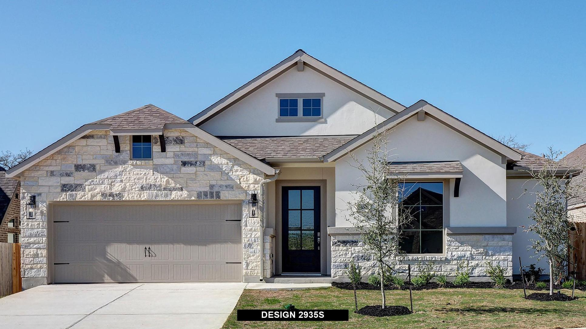 Plan 2935S:Representative photo.  Features and specifications may vary by community.
