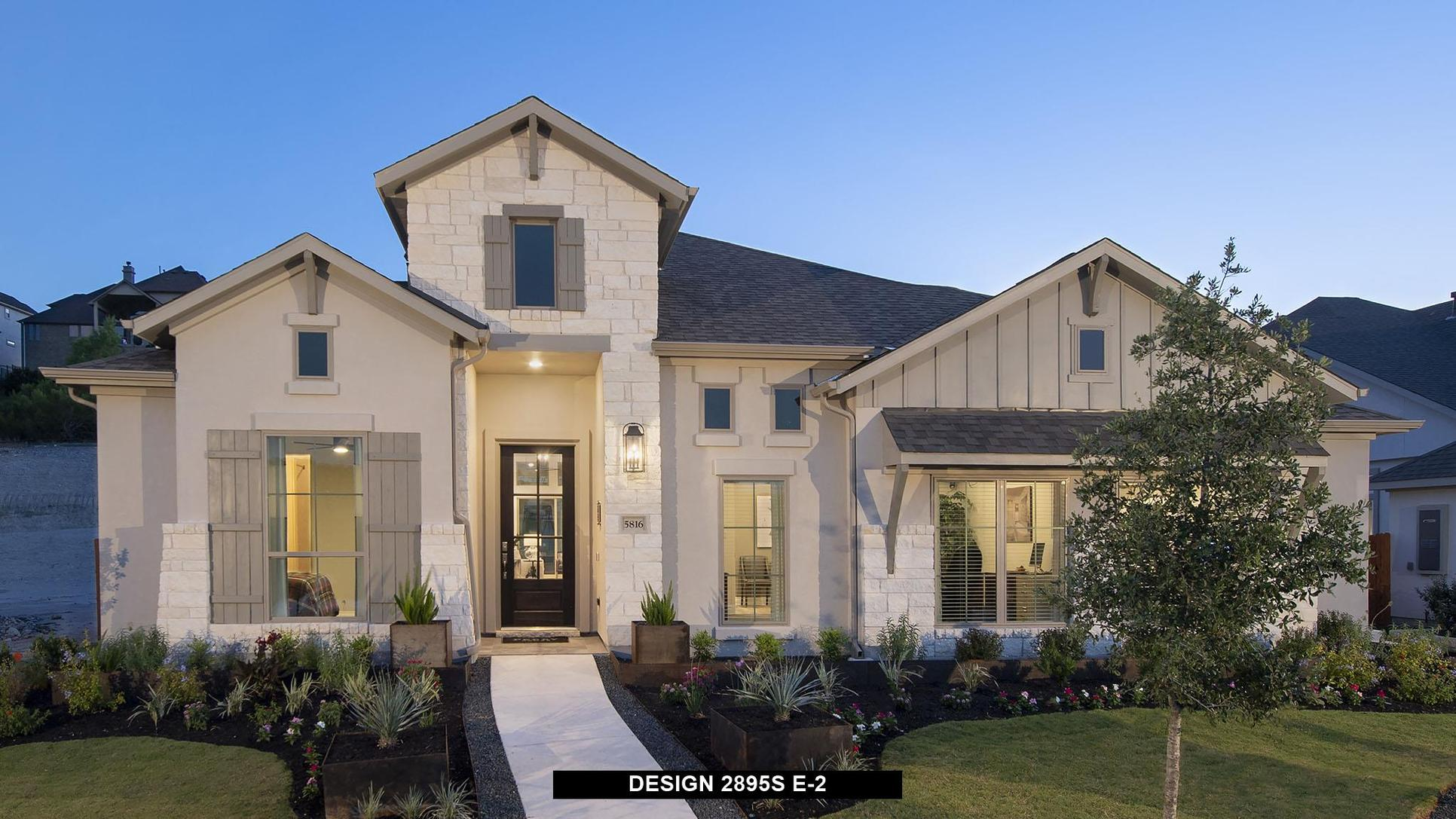 Plan 2895S:Representative photo.  Features and specifications may vary by community.