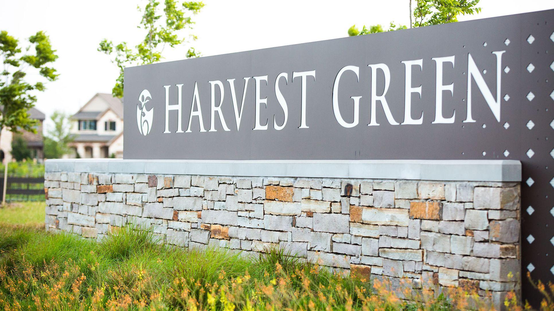 Harvest Green 45',77406