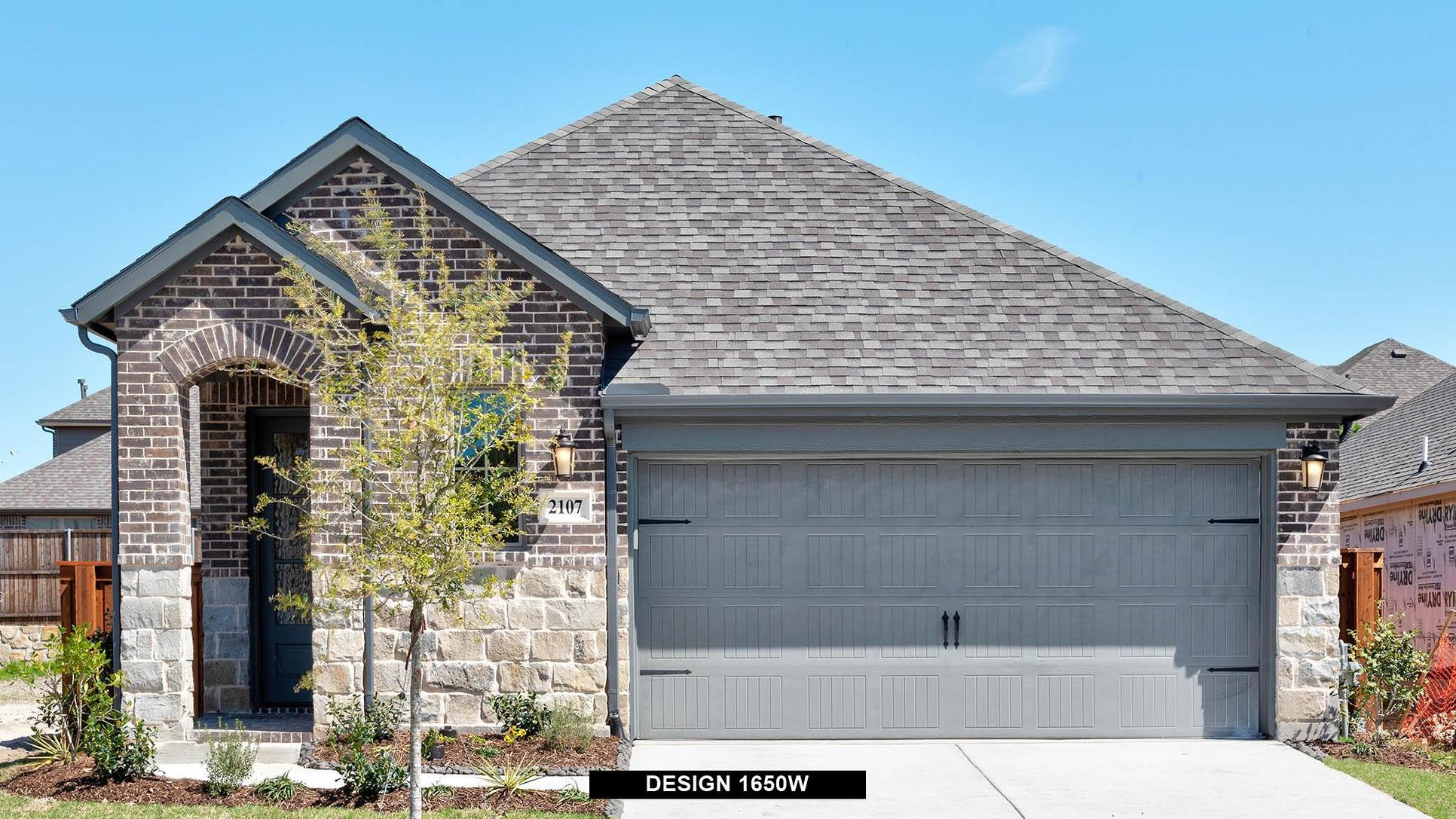 Plan 1650W:Representative photo.  Features and specifications may vary by community.