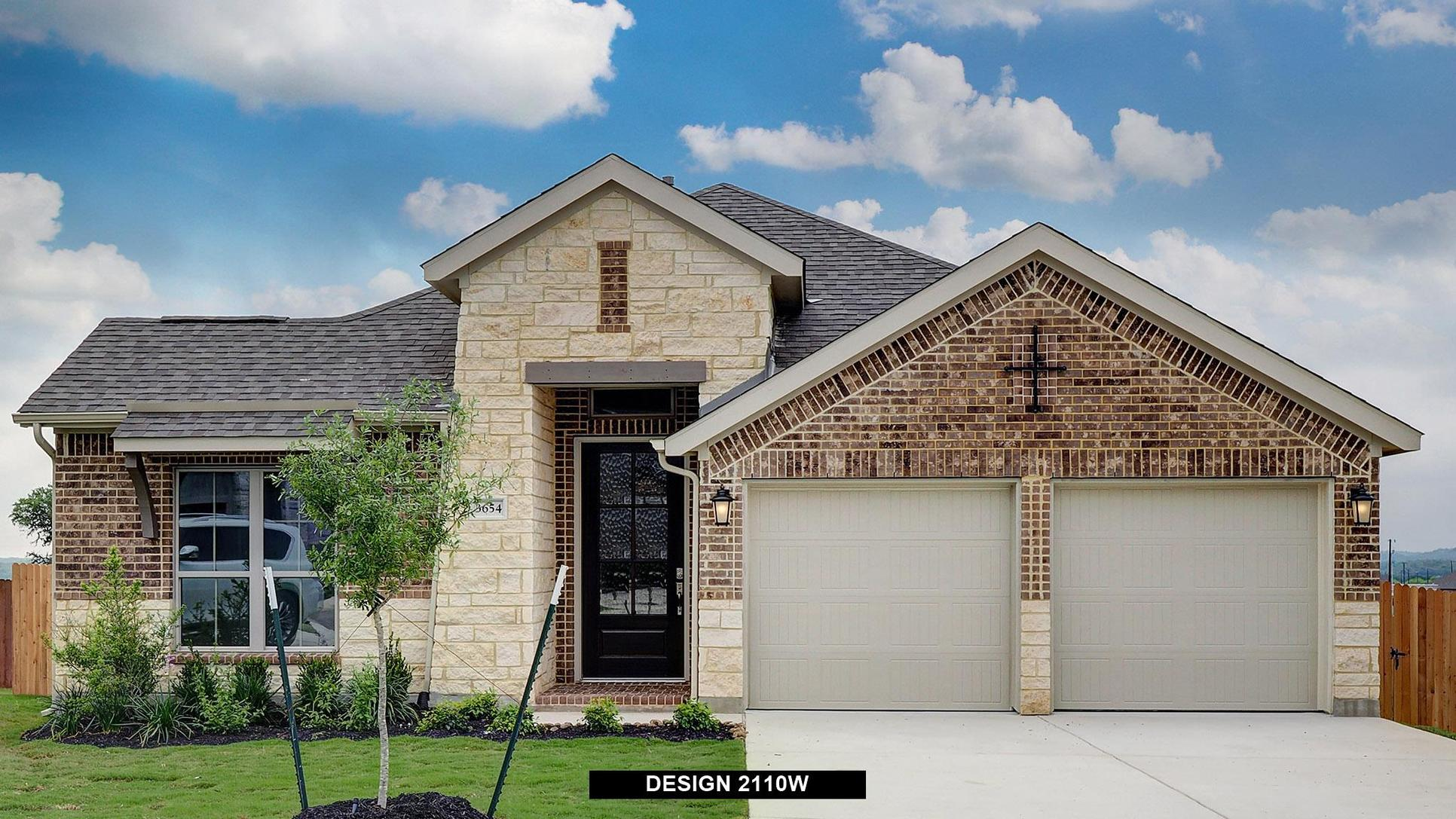 Plan 2110W:Representative photo.  Features and specifications may vary by community.