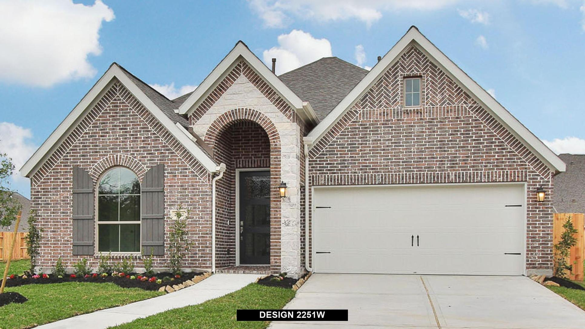 Plan 2251W:Representative photo.  Features and specifications may vary by community.