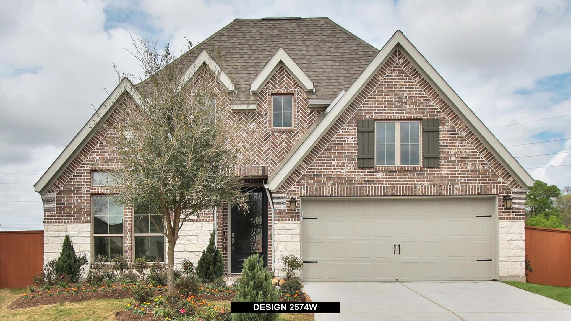 Plan 2574W:Representative photo.  Features and specifications may vary by community.