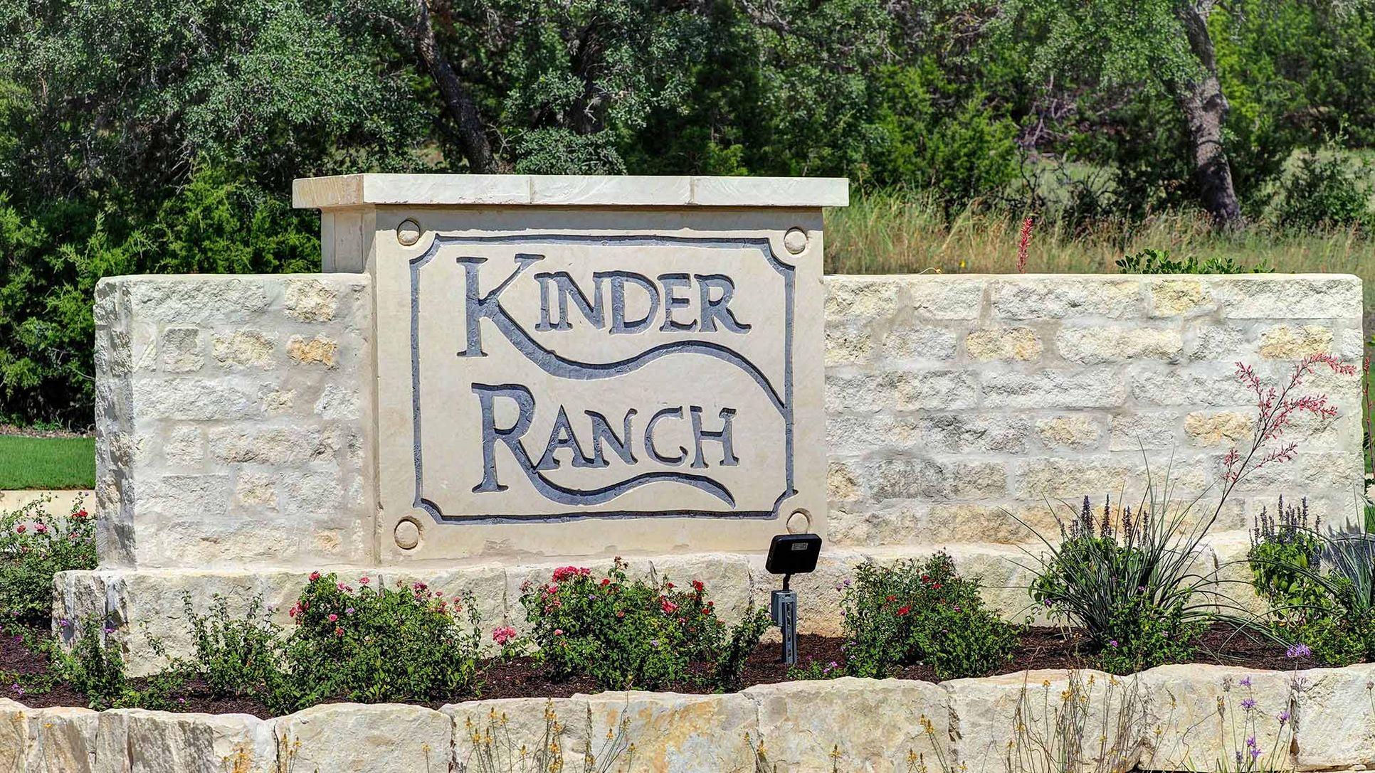 Kinder Ranch 70',78260