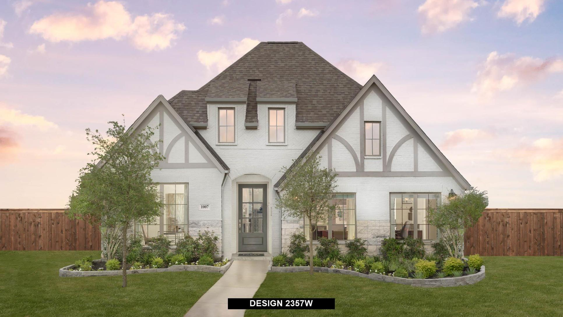 Plan 2357W:Representative photo.  Features and specifications may vary by community.