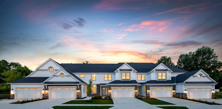 Eighteen Riviera Townhomes