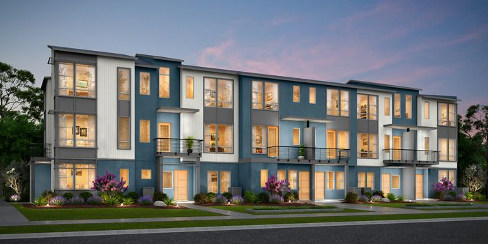 One20 Townhomes- Redwood City