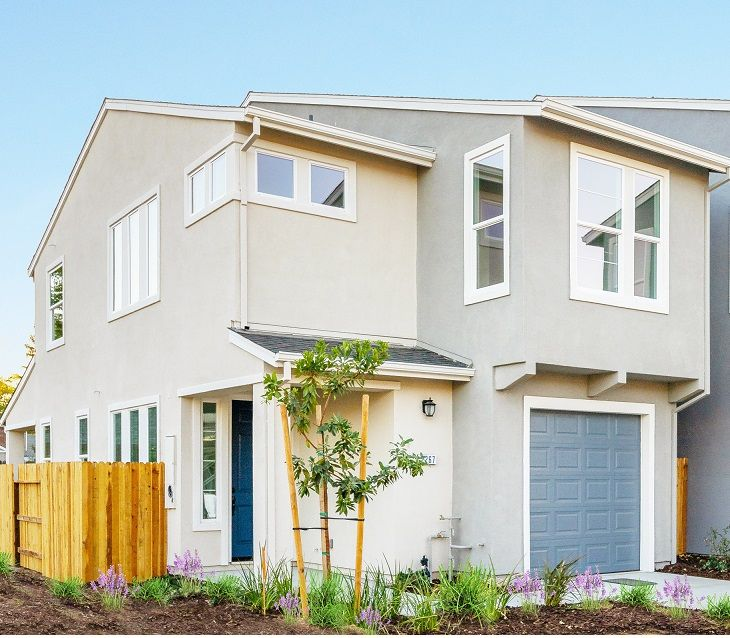 Sacramento New Homes:Residence 2