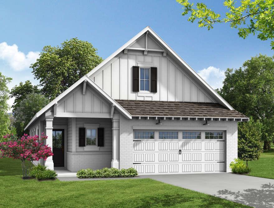 Farmhouse:Elevation