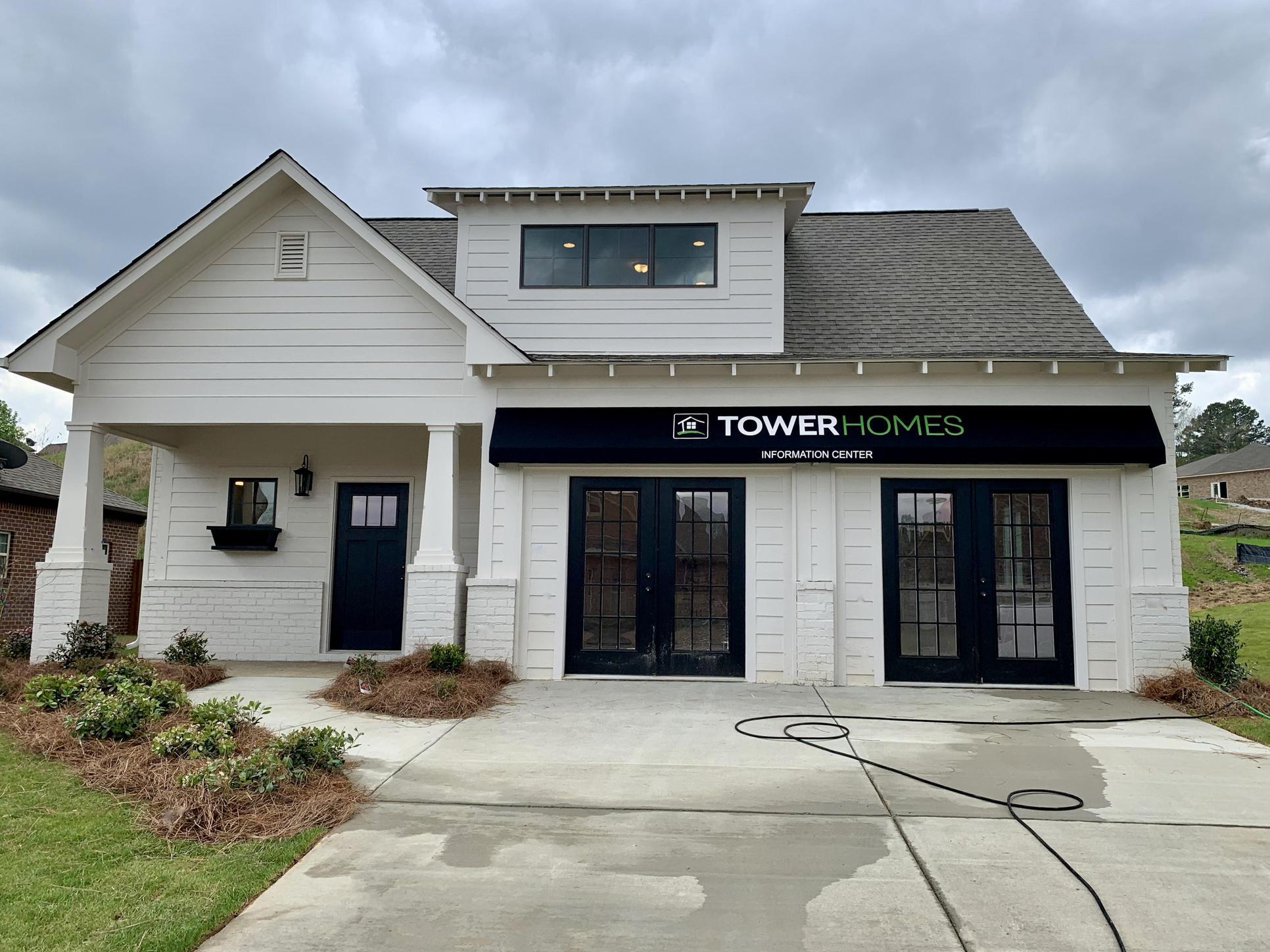The Ridge-Model Home