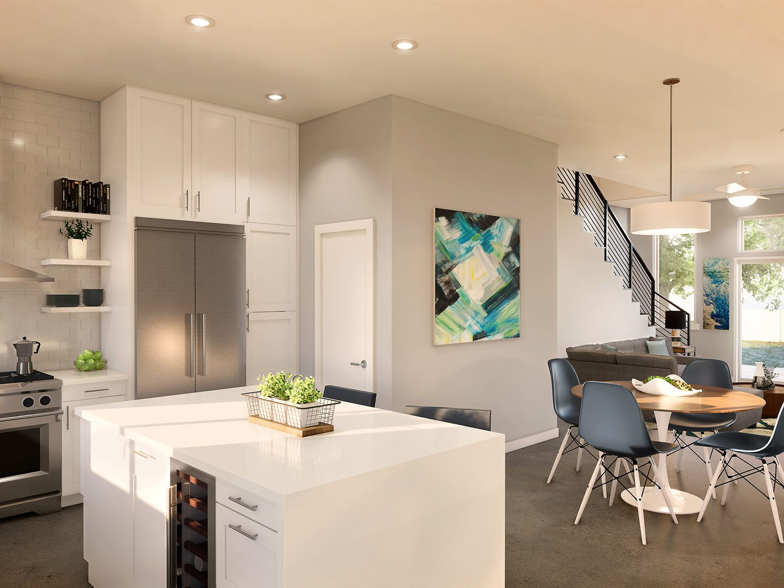 Townhome - Interior