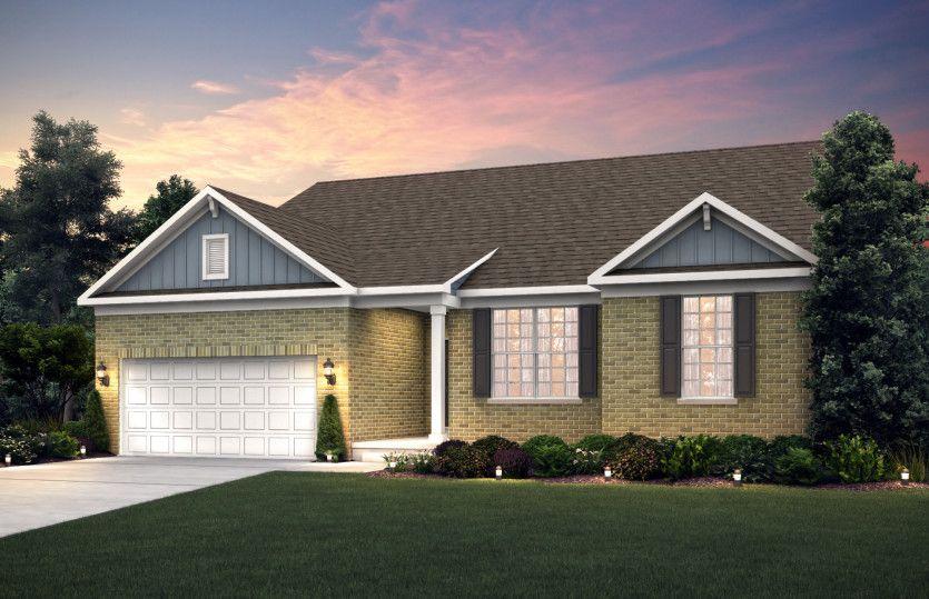 Amberwood:Home Exterior HR1W