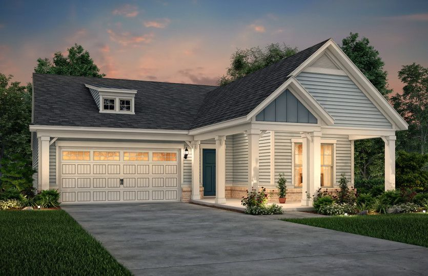 Brookfield:Home Exterior LC2A