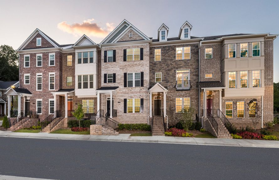 The Overlook Townhomes