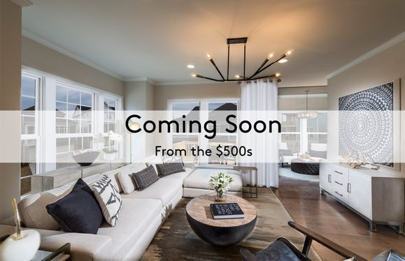 Luxury Townhomes Coming Soon