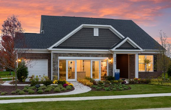 Low-Maintenance Ranch Homes