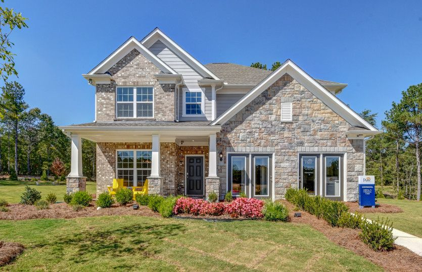 Continental:Pinebrook Model Home