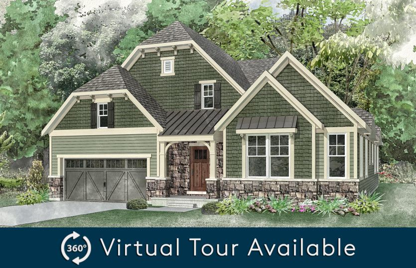 Bourges:2-Story Home w/ 1st Floor Master Bedroom (Home Exterior CT3G)