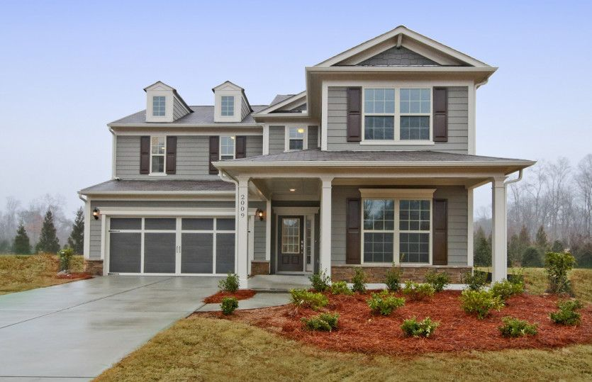 Eastfield:Home Exterior