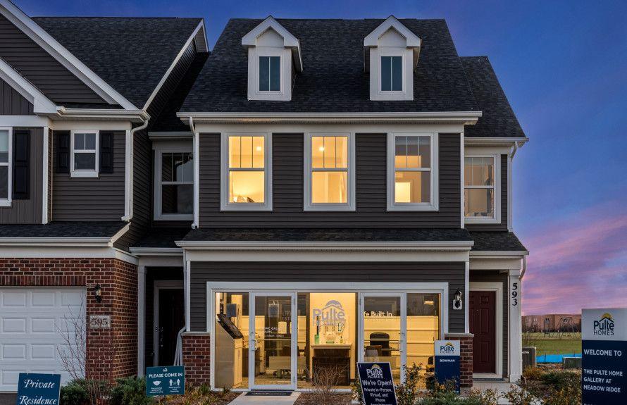The Bowman Model Home