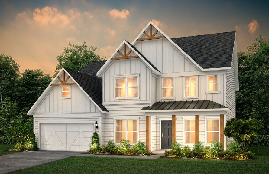 New Acworth Homes