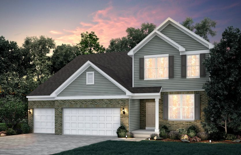 Greenfield:Home Exterior HR2Q