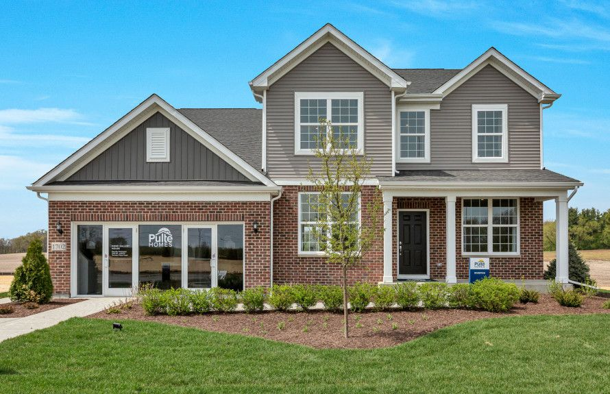 New Two-Story Homes