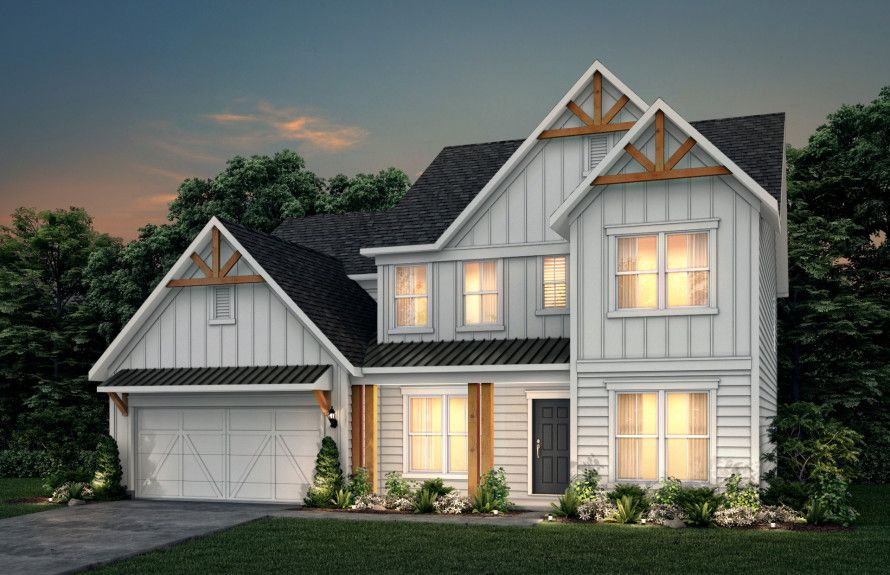 New Acworth Homes