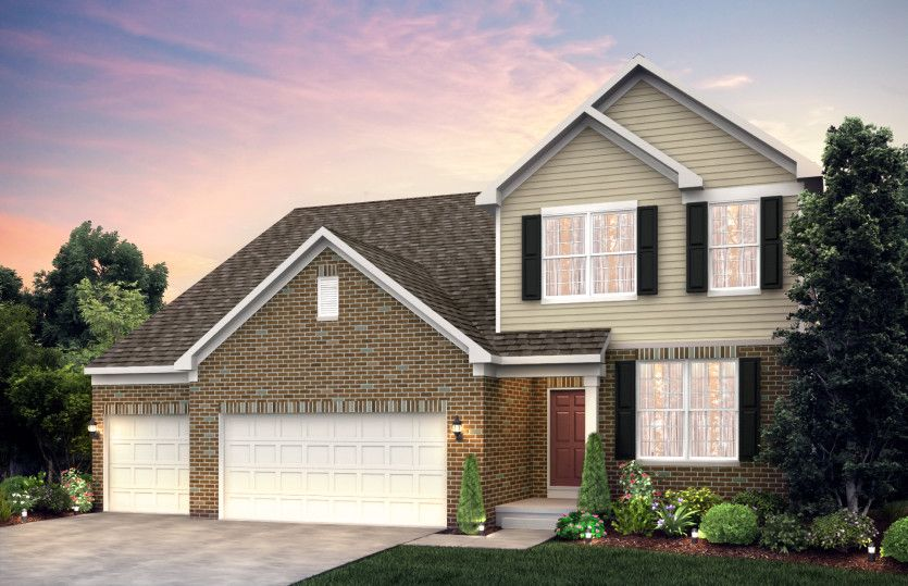 Greenfield:Home Exterior HR1S
