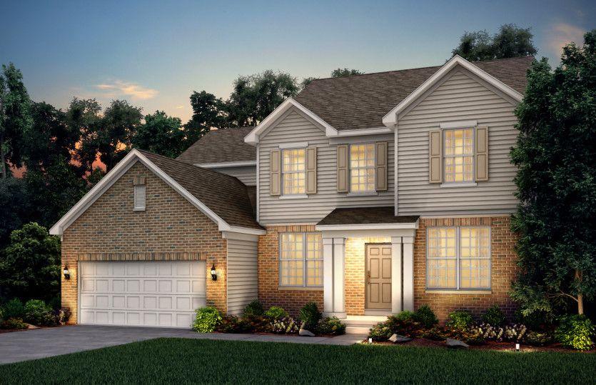 Hilltop:Home Exterior HR2H