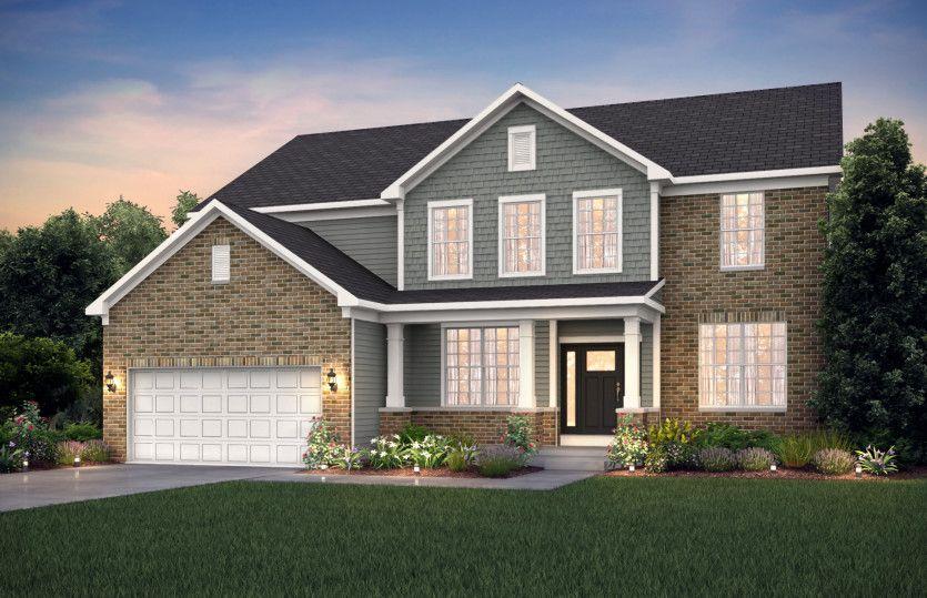 Woodside:Home Exterior HR2S