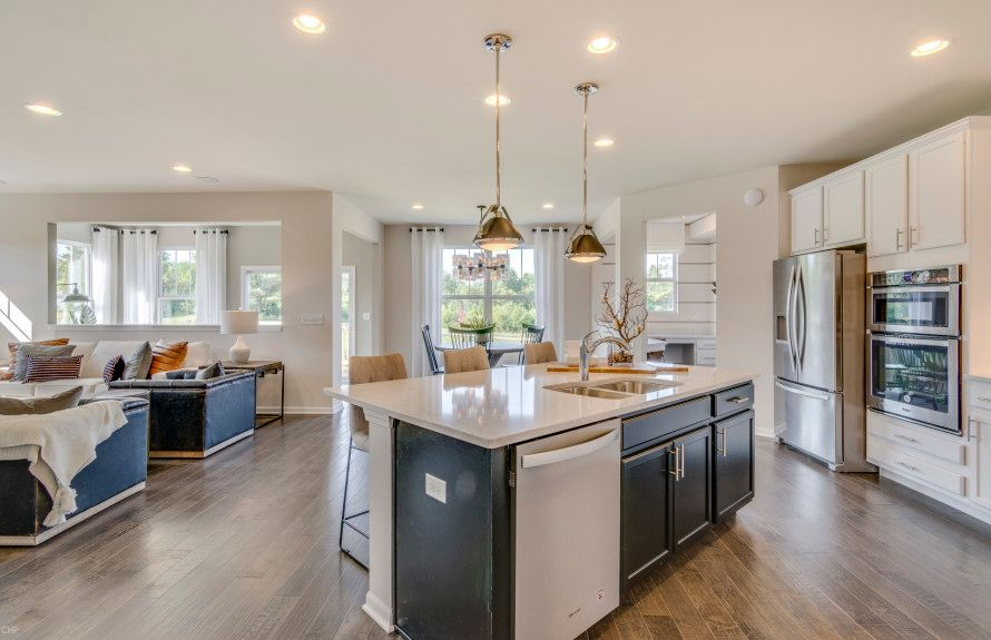 Open Layouts for Entertaining