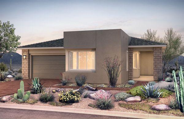 Exterior:New Home Construction - Exterior B