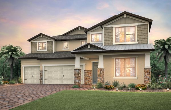 Heatherton:New Construction Home For Sale Exterior 7 at Lakeshore at Narcoossee