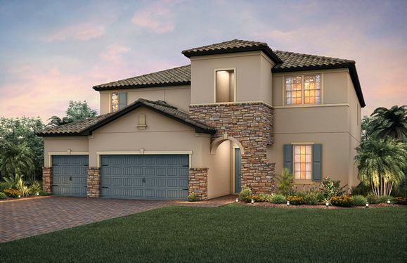 Aurora:New Home for Sale in Dr. Phillips - Aurora Exterior 4