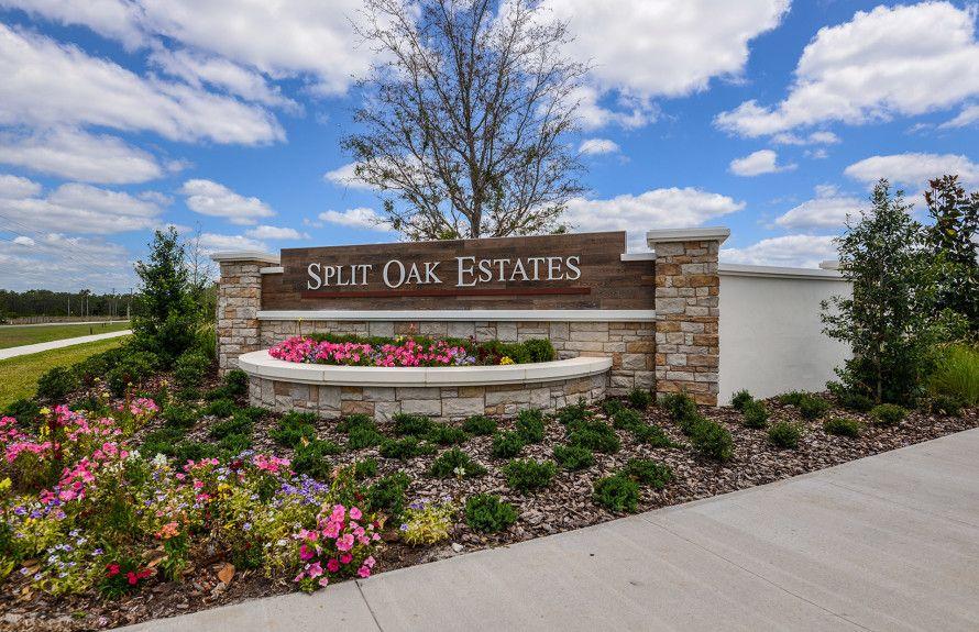 Call Split Oak Estates Home