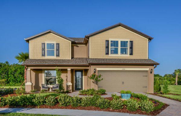Citrus Grove:New Construction Home For Sale at Split Oak Estates