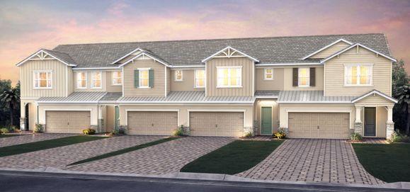Raritan:Home Exterior KW2A-B 4-unit